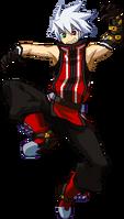 Ragna the Bloodedge (Sprite, Amane's Astral)