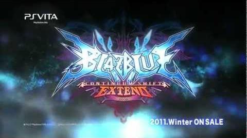 BlazBlue Continuum Shift Extend (Preview, 1)