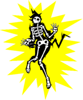 Bullet (Sprite, electrocuted)