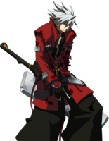 Ragna the Bloodedge (Story Mode Artwork, Defeated, 2)
