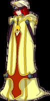 Tsubaki Yayoi (Sprite, Robe)