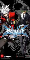 BlazBlue Battle Cards (Cover)
