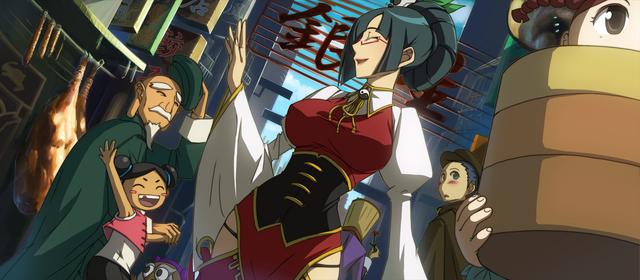File:Litchi Faye-Ling (Calamity Trigger, Arcade Mode Illustration, 2).png