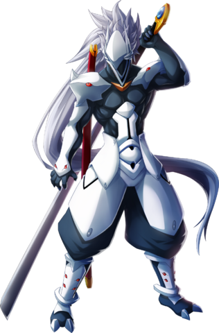 File:Hakumen (Chronophantasma, Character Select Artwork).png