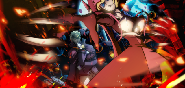 File:Relius Clover (Centralfiction, arcade mode illustration, 1).png