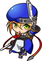 Noel Vermillion (Chibi, Chronophantasma, 2)