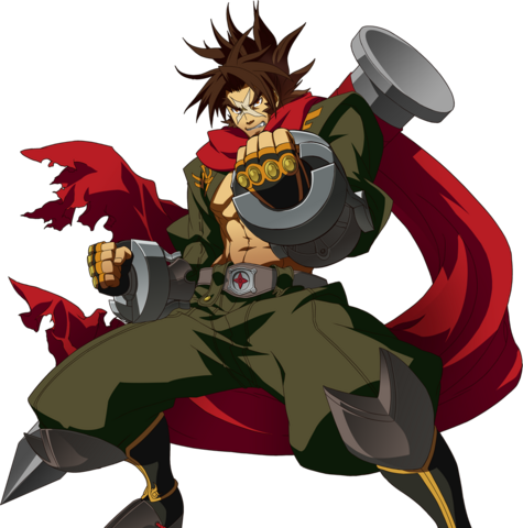 File:Bang Shishigami (Story Mode Artwork, Pre Battle).png