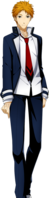 Akira Kamewari (Character Artwork, 3, Type A)