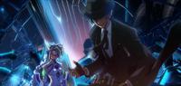 Ragna the Bloodedge (Chronophantasma, Arcade Mode Illustration, 1)