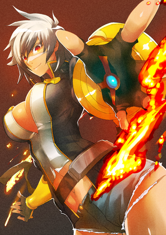 File:BlazBlue Chronophantasma Story Maniacs Material Collection II (Illustration, 18).png