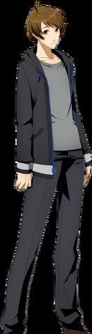 File:Tōya Kagari (Character Artwork, 1, Type B).png