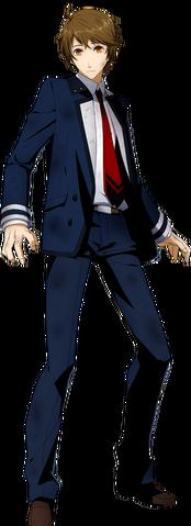 File:Tōya Kagari (Character Artwork, 3, Type F).png
