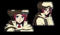 Tsubaki Yayoi (Concept Artwork, Alter Memory)