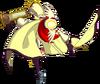 Tsubaki Yayoi (Continuum Shift, Sprite, j.BC)