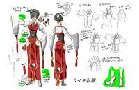 Litchi Faye-Ling (Concept Artwork, 5)