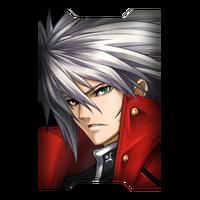 Ragna the Bloodedge (Calamity Trigger, Portrait)
