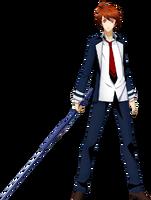 Tōya Kagari (Character Artwork, 7, Type B)