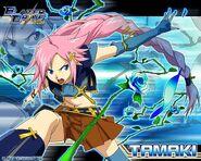 Characters Tamaki