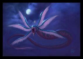 Quetzalcoatl by Giacobino