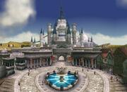 Château d'Hyrule (Twilight Princess)