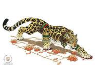 Jaguar Tattoo by KaceyM