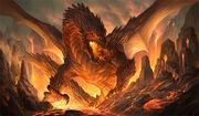 Red dragon by sandara-d6hpycs
