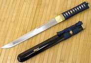 Japanese-swords-samurai-swords-musashi-asuka-tanto