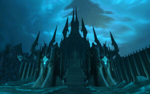 Icecrown Citadel by TheSeeker2