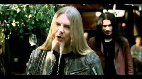Nightwish - While Your Lips Are Still Red HD - Lyrics