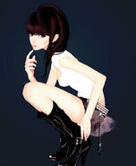 My fave female anime characters by black cat010-d5et4ip