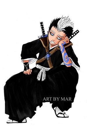 Shinigami by Shurak