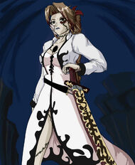 Arrancar Aerith by wbd