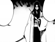 Unohana with knives