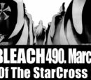 Bleach Chapter 490. March of the StarCross 2