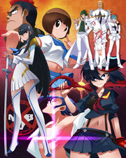 Kill la kill by bleedman-d7sloyl