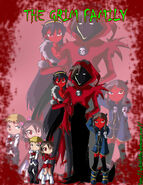 The grim family by yukisnishika-d6t8aas