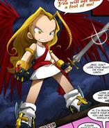 Gabriels sword
