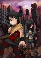 Dee apocalypse by bleedman-d8t2hhz