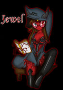 Jewel reading by cammandude-d51y7nz