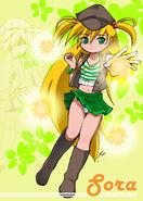 Bonus Character Sora by Griddles