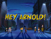 Hey Arnold title card