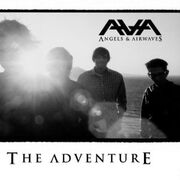 Angels & Airwaves - The Adventure cover