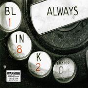 Blink 182-Always (CD Single)-Frontal