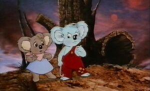 Blinky Bill movie 1992