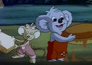Blinky Bill is kidnapped Hot burger