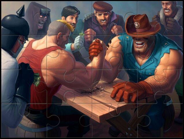 Competition Puzzle