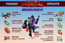 Balance Changes Update 14