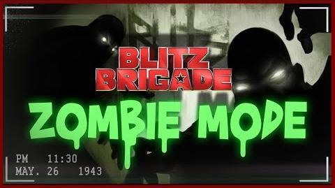 Zombie Mode Trailer - Blitz Brigade