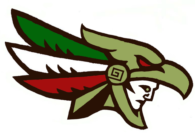File:Mexico City Aztecs logo by NeoPrankster.png