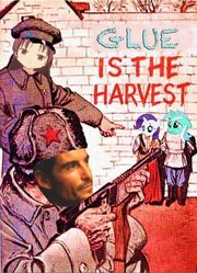 Glue-is-the-harvest